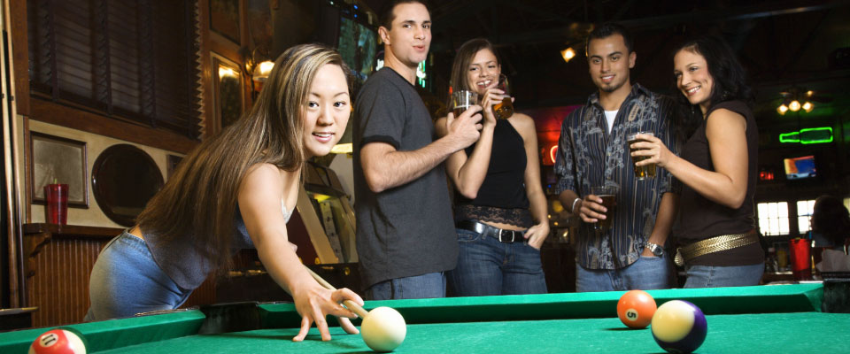 Billiards & Beer